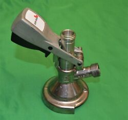 Micro Matic Sk 184.04 Beer Keg Coupler Tap M System Used Good Working Condition