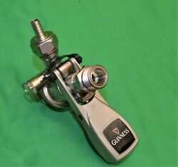 Micro Matic Guinness Beer Keg Coupler Tap U System 1206 Used Good Working Condit