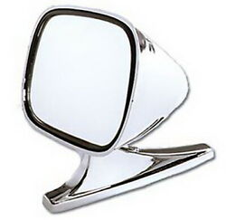 Cipa Mirrors 19000 Dual Sport Car Mirror Fits Left Or Right Side In Black