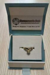 Rare Doraemon Ring Ring Gold Gold Sold Out
