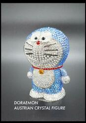 New Huge Limited Austrian Crystal Doraemon Search