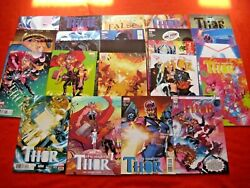 Mighty Thor 1 - 23 1 -23 2 3 4 5 6 7 21 Variant 22 700 Jane Foster Complete Set