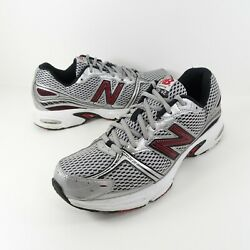 New Balance Mens 470 V2 Running Shoes Gray Size 9.5 M470sr2 Made In Usa