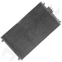 Apdty 134054 Air Conditioning Condenser Assembly Fits Select 01-04 Gm Mini