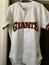 Sf Giants 80's Authentic Jersey