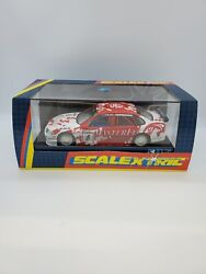 Hornby Scalextric Vauxhall Vectra Master Fit No. 8 Slot Car $31.60