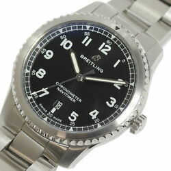 Breitling Navitimer A17314101b1a1 A17314 Automatic Winding Mens No.4761