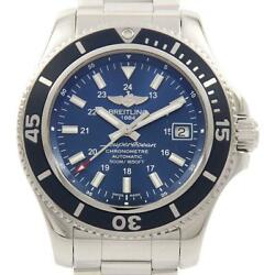 Breitling A17365 A182c57pss Super Ocean Ii42 Japan Limited Automatic No.4913