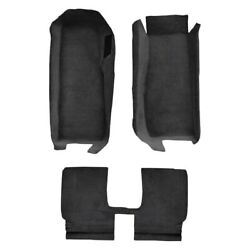 For Chevy Corvette 05-13 Carpet Essex Replacement Molded Gray Front Carpets W