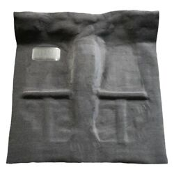 For Toyota Pickup 77-83 Carpet Essex Replacement Molded Medium Gray Complete