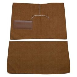 For Ford F1 48-52 Carpet Essex Replacement Cut And Sewn Caramel Complete Carpet
