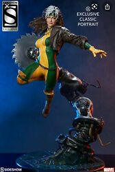 Sideshow Rogue Maquette Statue Exclusive 0718/1000 Never Open New In Box Sealed