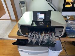 Canon Pixma Mp600 All-in-one Inkjet Printer A-1 Condition Fully Tested