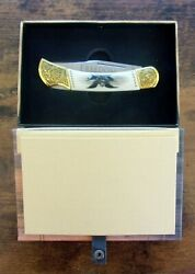 Falkner American Virtues Freedom Collector's Knife With Case