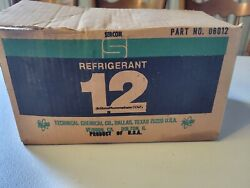 Sercon R12 Refrigerant - Full Case 12 14-ounce Cans