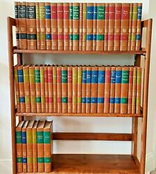 Encyclopedia Britannica 1952 Great Books Of The Western World Complete Vol. 1-54