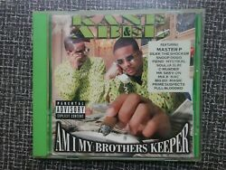 Kane amp; Abel Am I My Brothers Keeper No Limit Records Master P Snoop OOP