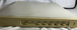 Tandy Power Switching System Vintage Model No 26-203a Rotating Power Supply