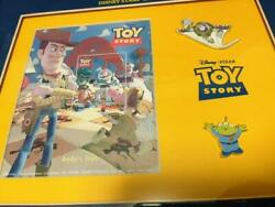Unused Toy Story Pins Amp Stamp Gallery Limited To 180 Movie Release Commemora
