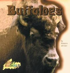 The Giant Animals: Buffaloes by Marianne Johnston 1997 Hardcover New