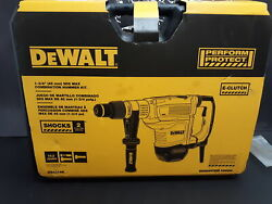Dewalt D25614k Hammer Drill 1 3/4and039and039 Sds Max Combination Hammer Kit In Case