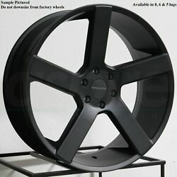 4 Wheels Rims 22 Inch For 2005 2006 2007 2008 2009 2010 2011 2012 Frontier