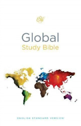 Esv Global Study Bible Hardcover Bookh New