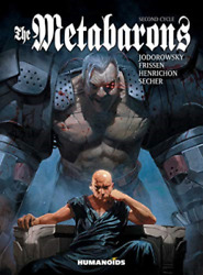 Frissen Jerry-metabarons Second Cycle Hbook New