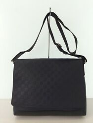 Louis Vuitton District Mm Damier Anfini Leather Nvy Bag Previously No.4571