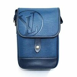 Louis Vuitton M53497 Messenger Downtown Bb Epi Used From Japan Fedex No.4945
