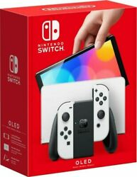 Nintendo Switch Oled - White Confirmed Pre-order Brand New
