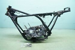 1974 Yamaha Rd350 Rd 350 Rd-350 350cc Twin 1993 Frame And Cases