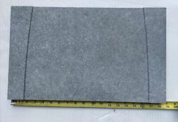 """Weber Silver A B Grill Parts, Side Table Drop In 11""""x 18.5"""". Web3630 3630"""