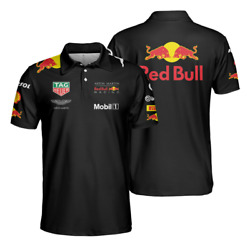 Racing Team Aston Martin quot;Red Bullquot; F1 Polo Shirt Size S 5XL