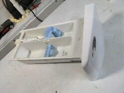 Amana Front Load Washer Detergent Drawer Tray For Model Nfw7200tw Used