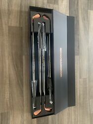 Mizuno Mp20 Limited Edition Copper Irons Dynamic Gold S400 Shafts New