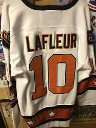 Nhl All Star Jersey Guy Lafleur Xl Size 54 Montreal Canadian Legend New W Tags