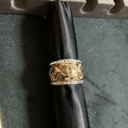 Ring Matrasse Coco Mark Vintage Accessories 100 Authentic Japan K12007