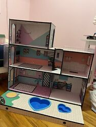 Used Lol Surprise Maison Doll House