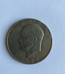 1972 United States Of America One Dollar Coin 2