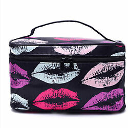 Women Travel Cosmetic Bag Makeup Case Pouch Toiletry Organizer Multifunction US $6.49