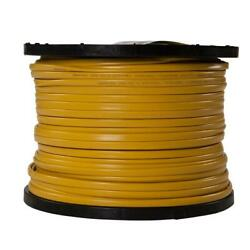 Southwire Romex Simpull Cu Nm-b W/g Wire 1000-ft 12/3 Solid