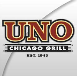 3 X 25 Uno Chicago Grill Pizzeria Certificate 75 Total - Mailed Out Same Day