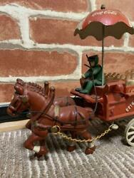 Cocacola Carriage