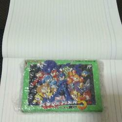 Rockman 5 Nes Soft Rare Fc Software Difficult To Obtain Extremely Rare