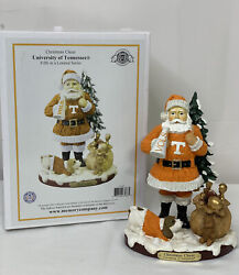 Christmas Cheer Santa Tennessee Vols Collegiate Collectables Figurine