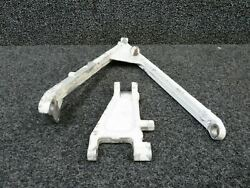 38040-002 Piper Pa32r-300 Nose Gear Downlock Link And Brace Assembly