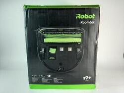 Irobot Roomba S9+ Robot Vacuum With Automatic Dirt Disposal- Wi-fi Open Box