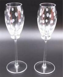 Hermes Champagne Glass Legs From Japan Fedex No.7759