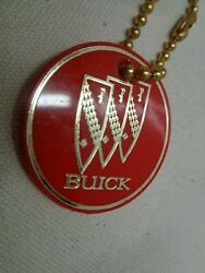 Boonton New Jersey Buick Key Chain 1966 1970 Car Dealer 1968 Free Shipping